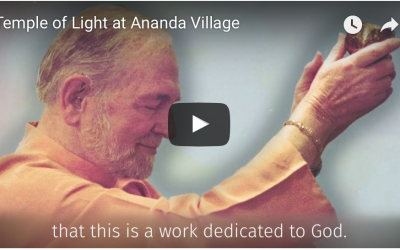 More joy to the world – Ananda Village