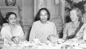 Yogananda's last speech